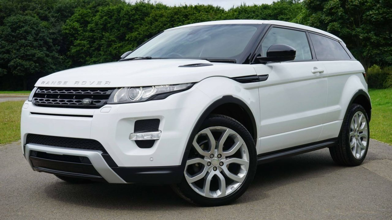 save thousands on your new Range Rover